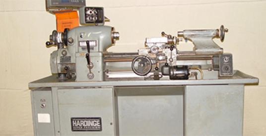 General Machine Tools/Tool Room Equipment