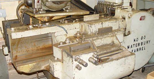 Threading Machinery